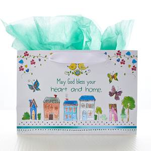 May Your Day be Blessed Small Gift Bag