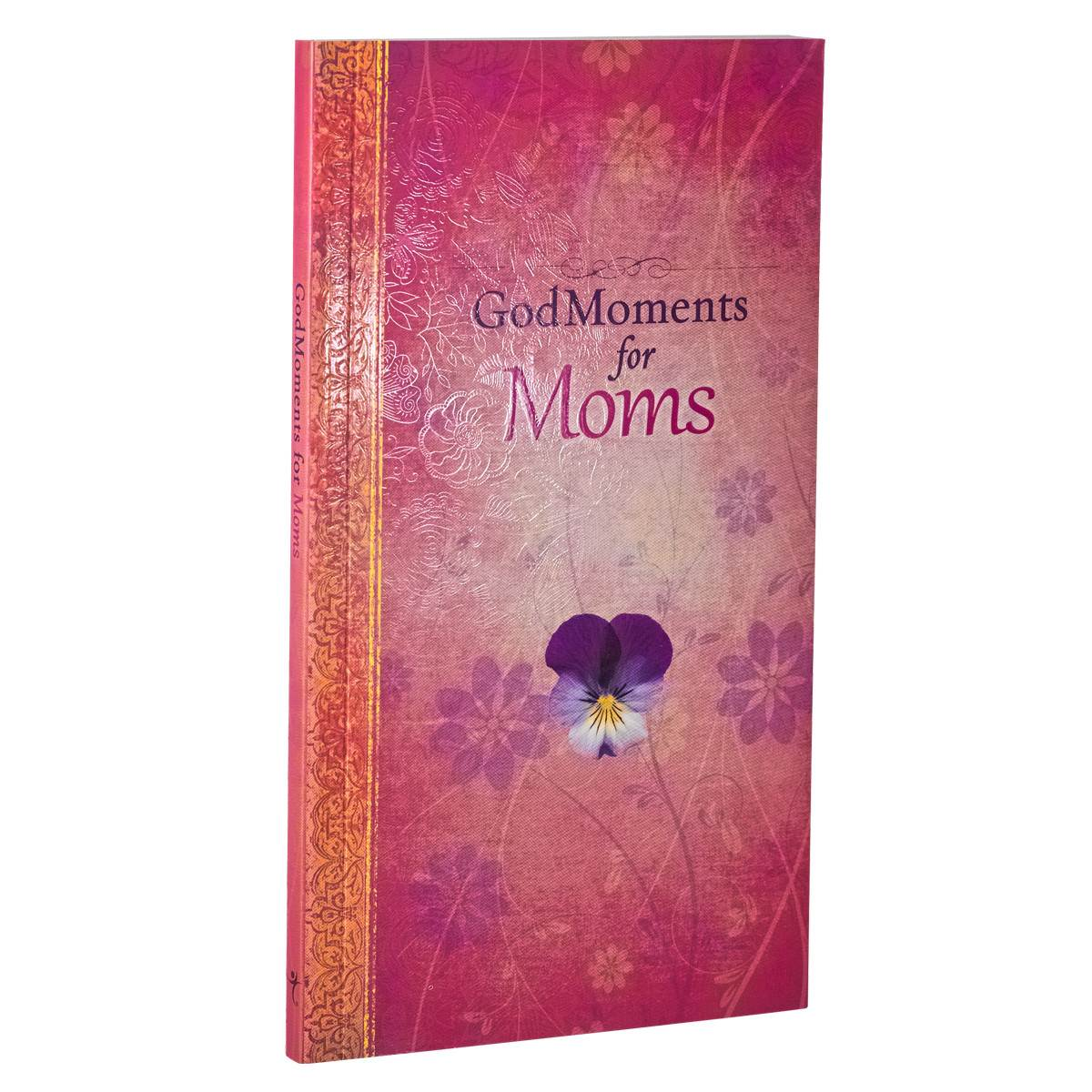 God Moments for Moms Devotional Book