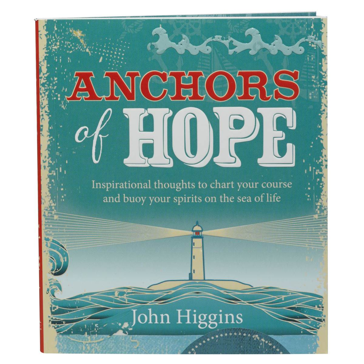Anchors of Hope Gift Book spiritual book, quotes book, hope, prayer book, GB052