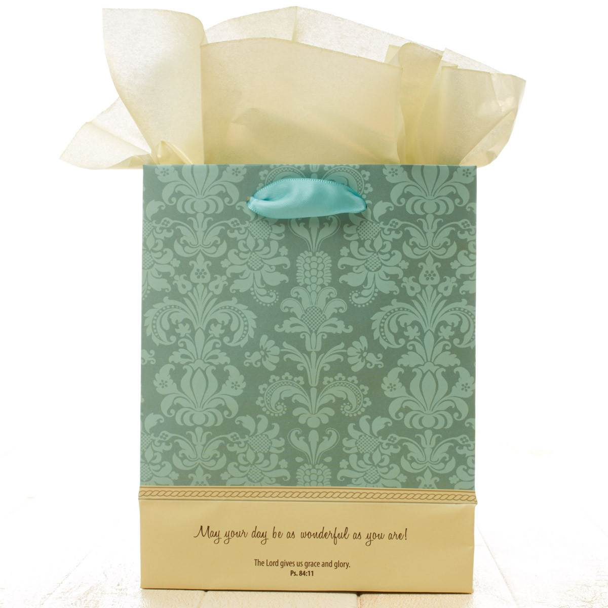 May your day be wonderful small Gift Bag