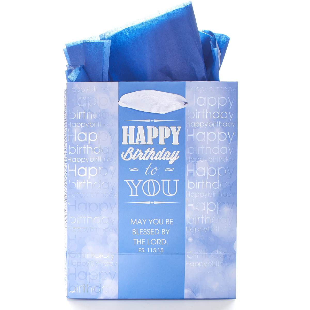 Happy Birthday to You Small Gift Bag