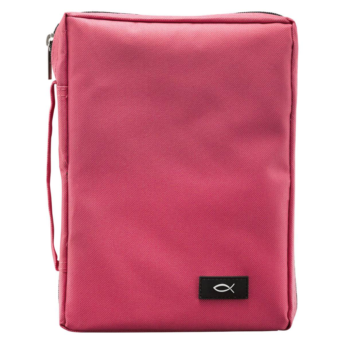 Medium Pink Bible Cover