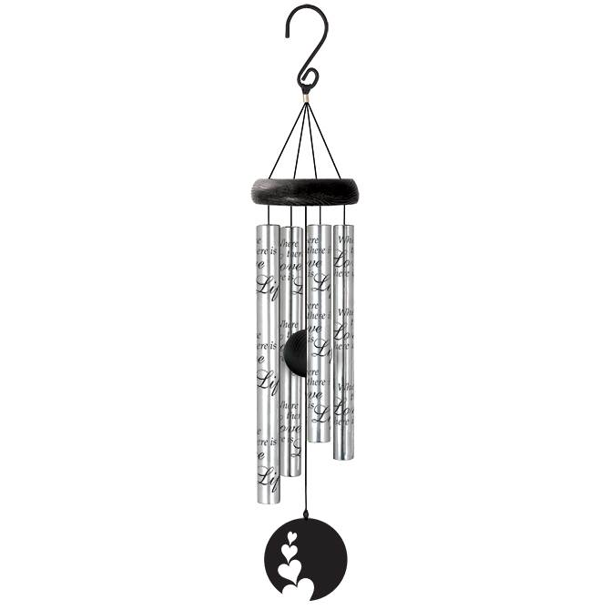"21"" Wind Chime Love"