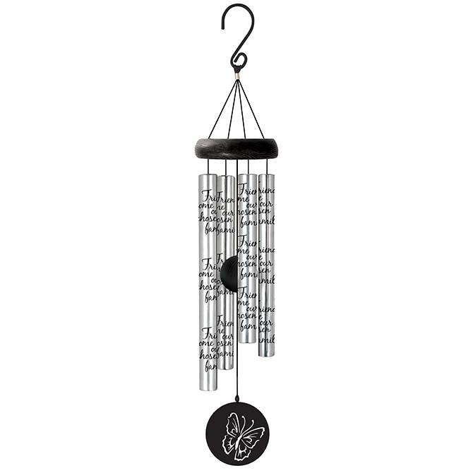 "21"" Wind Chime Friends"