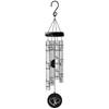 "21"" Wind Chime In Our Hearts wind chime, outdoor d?cor, porch chime, new home gift, house warming gift, 62983"