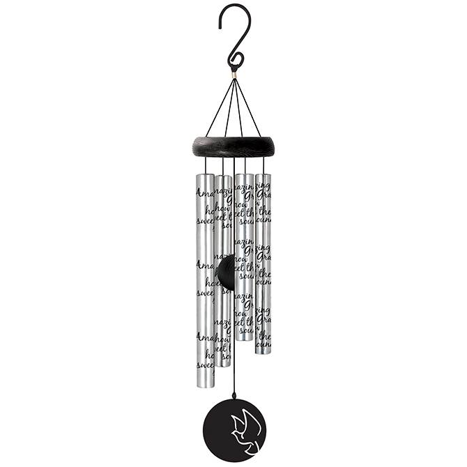 "21"" Wind Chime Amazing Grace"