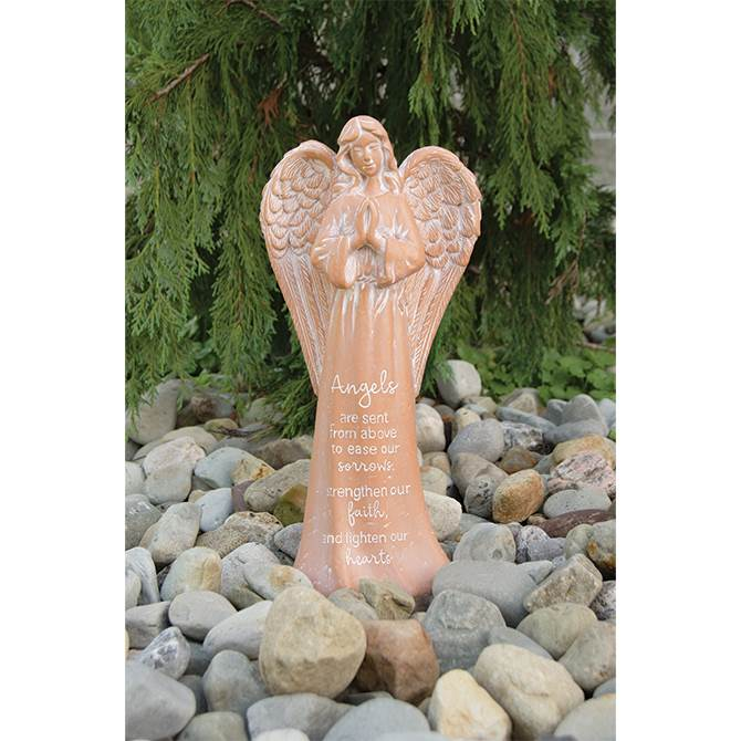Angels Are Sent Statue