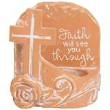 Memorial Tealight Holder, Faith