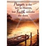 Key to Heaven Garden Flag