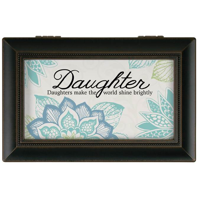Daughter Music Box
