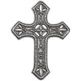 "Lords Prayer 10 .5"" Wall Cross"