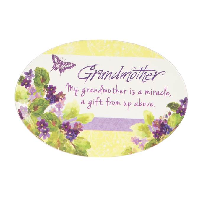 Grandmother Mini Plate
