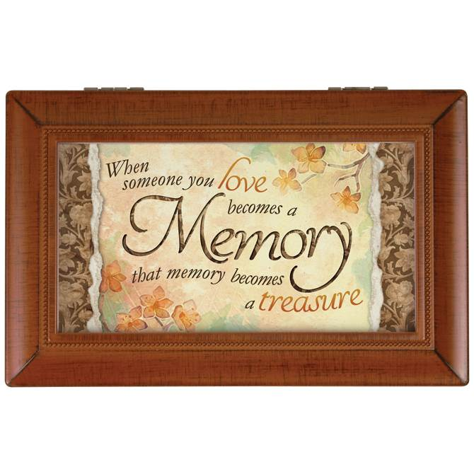 Memory Treasure Music Box