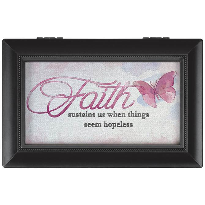 Faith Music Box