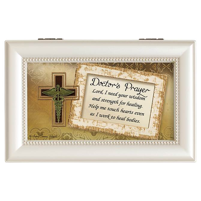 Doctor's Prayer Music Box