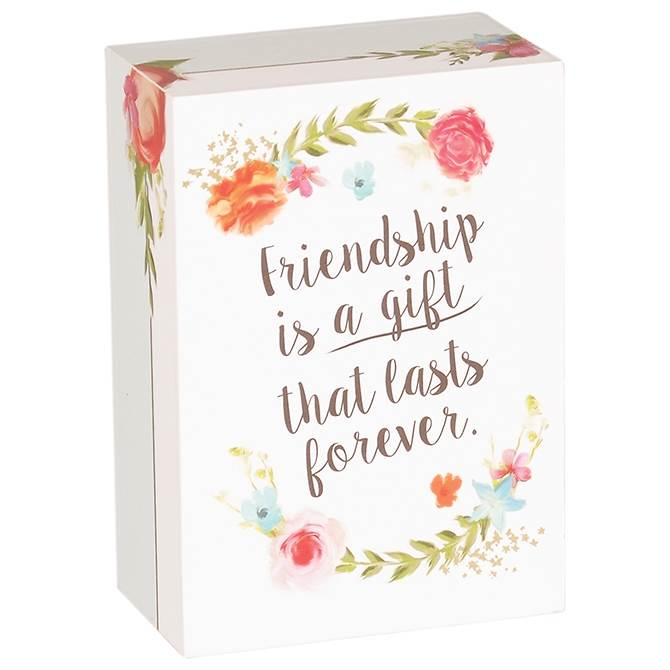 Friendship Box Sign