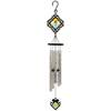 "Angels Arms 35"" Stained Glass Wind Chime"