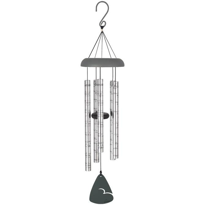 "Blessing 30"" Wind Chime"