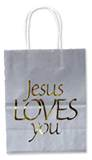 Jesus Loves You Gift Bag