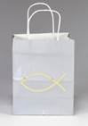 Gold Fish Gift Bag