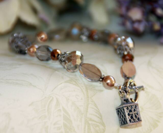 Prayer Box Bracelet