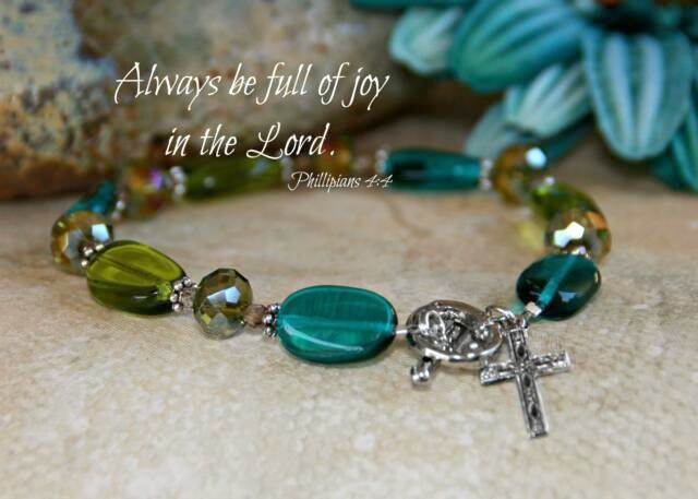 Always Be Full of Joy Bracelet
