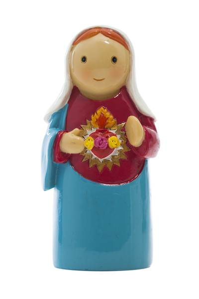 Immaculate Heart Statue
