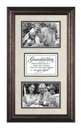 Grandchildren Photo Frame with Verse