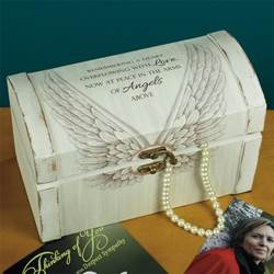 Angels Above Keepsake Box*WHILE SUPPLIES LAST*