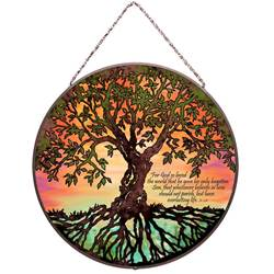 Tree of Life Sun Catchers