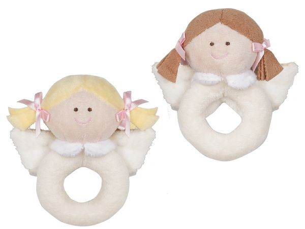 Angel Ring Rattle