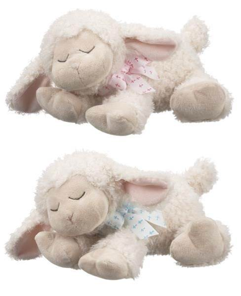 Sleeping Lambs Plush Toy