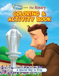 The Rosary a Special Way to Pray Coloring and Activity Book