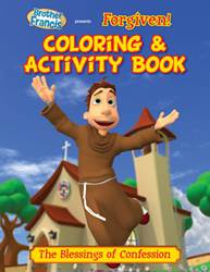 Forgiven! Coloring & Activity BookForgiven! Coloring & Activity Book