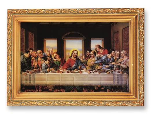 The Last Supper-Da Vinci