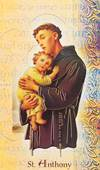 St. Anthony Biography Card