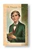 St. Dominic Savio Biography Card