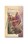 St. Luke Biography Card