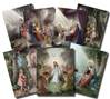 8X10 Hail Mary Lithographs, Set of 9