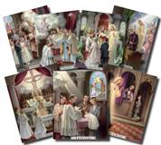 The Seven Sacraments Lithographs