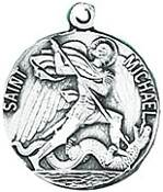 St. Michael Medal on Chain