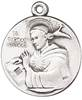 St. Thomas Aquinas Medal on Chain