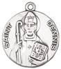 St. Dennis Medal on Chain