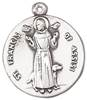 St. Francis Medal on Chain