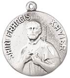 St. Francis Xavier Medal on Chain