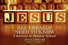 Jesus-Small Poster 34890, poster. wall decor, small poster, inspirational message, teacher resource, school supplies, sunday school, classroom,