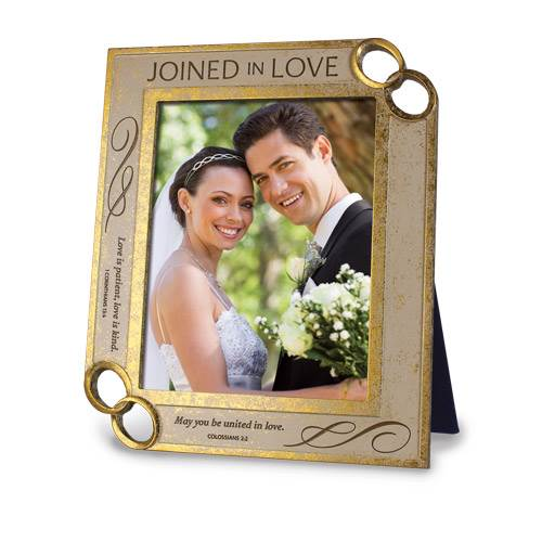 8 X 10 Joined in Love Frame