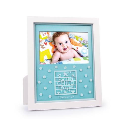 "10"" For This Child Frame"