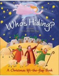 Whos Hiding?: A Christmas Lift-the-Flap Book