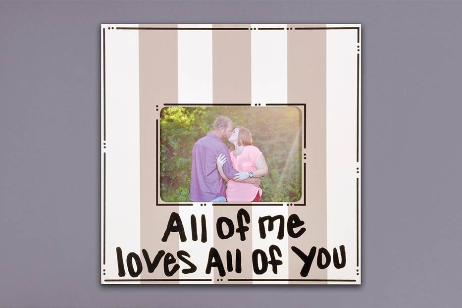 All of Me...Frame